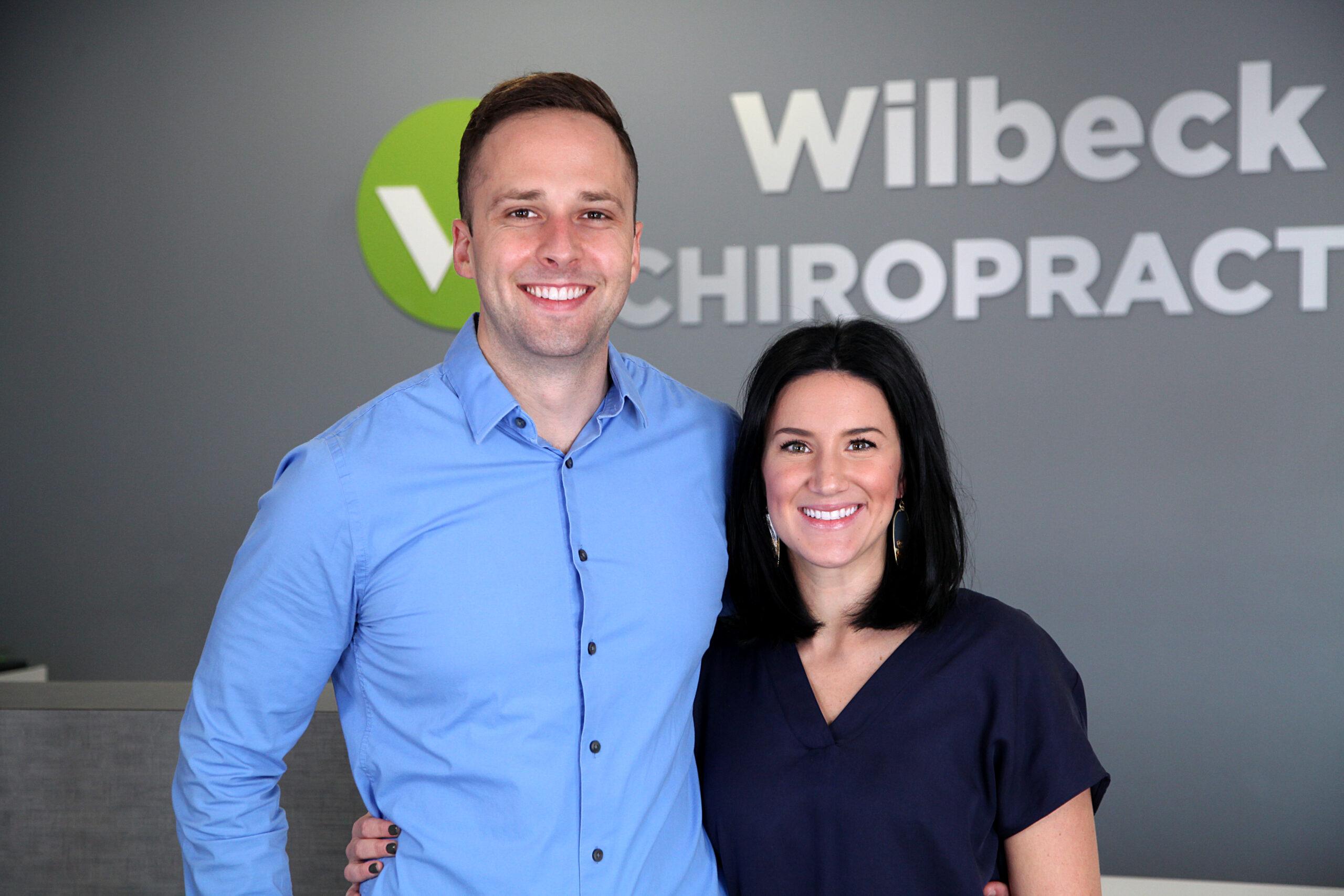 Dr. Taylor & Kelsey Wilbeck